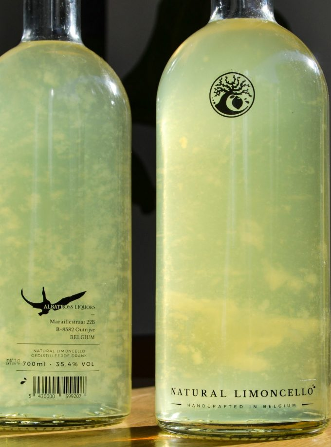 limoncello natural
