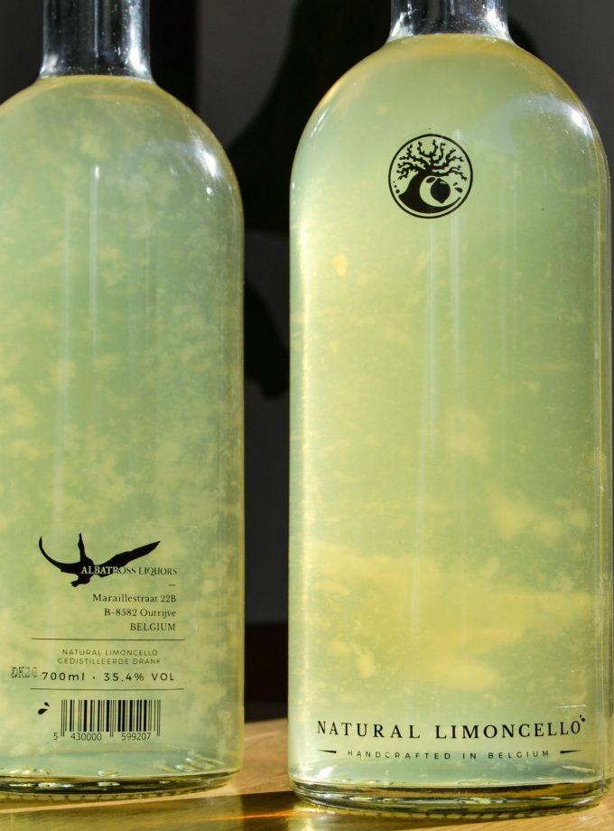 limoncello natural