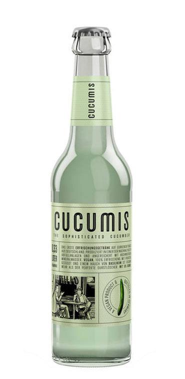 Cucumis KomkommerBasilicum