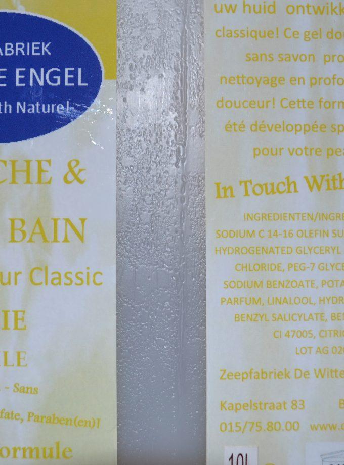 Douche en Bad Olie zonder geur