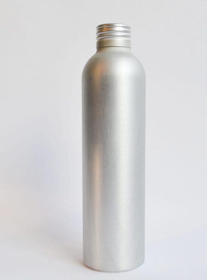 alu fles met dop